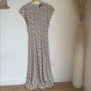 Reformation dress size 6. Nearly new!